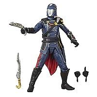 Hasbro G.I. Joe Classified Series Cobra Commander Action Figure 06 Collectible Premium...