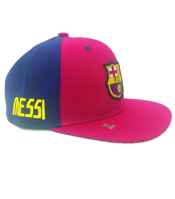36679de84de Rhinox Fc Barcelona Snapback Messi 10