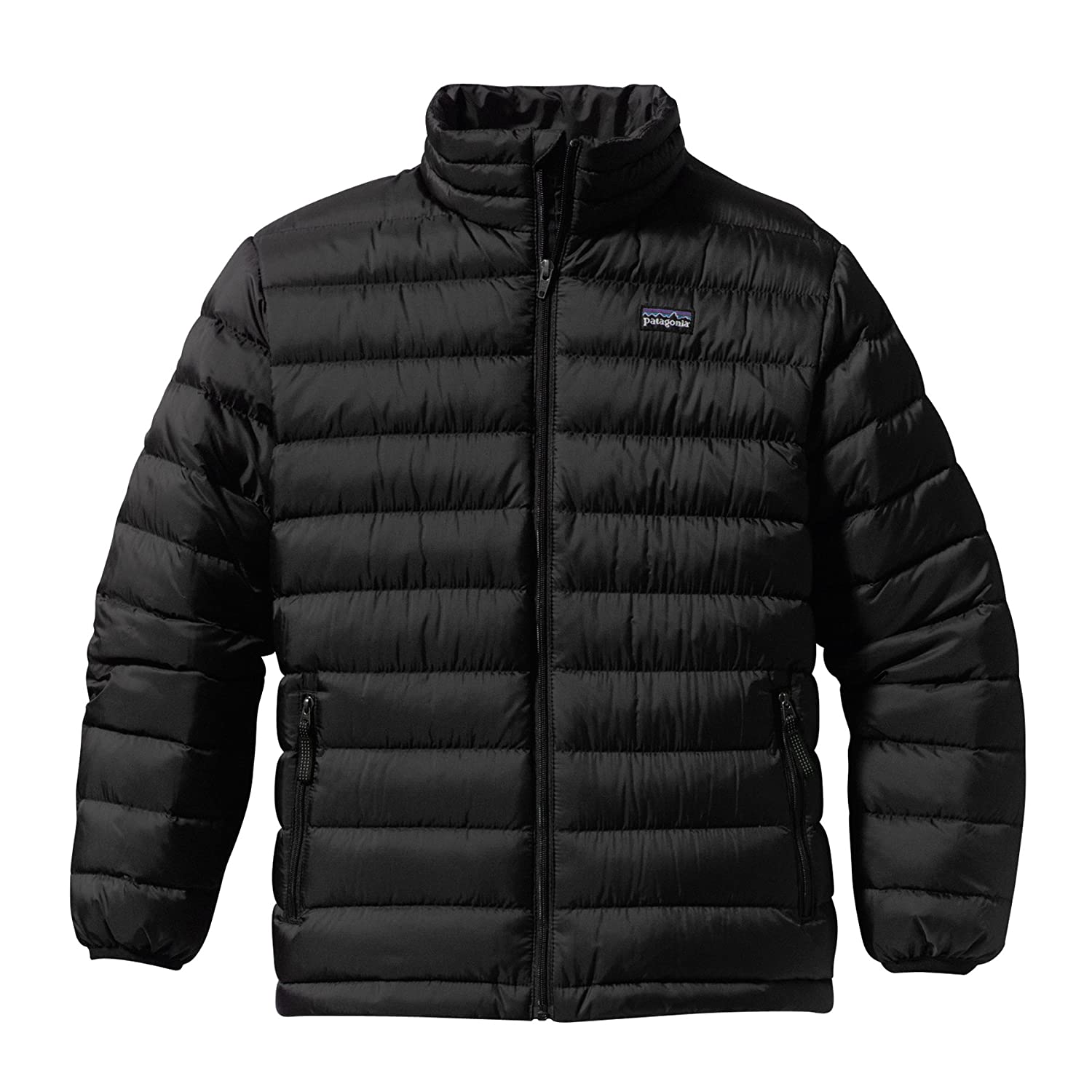 29a24424af3b Amazon.com  Patagonia Down Sweater Jacket Black L -Kids  Sports   Outdoors