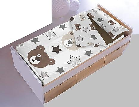 Dormir Happy Saco Nórdico con Relleno Ref. Osos .Disponible Varios tamaños, para Cama