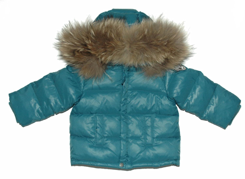 274bb3d29603e BONPOINT - Doudoune   Manteau à Capuche fourrure Véritable 18 mois - Modèle  Mixte