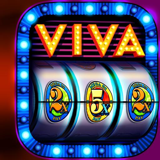 Viva Slots Deluxe! Free Slots