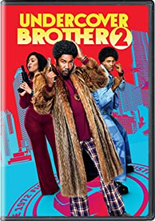 Book Cover: Undercover Brother 2