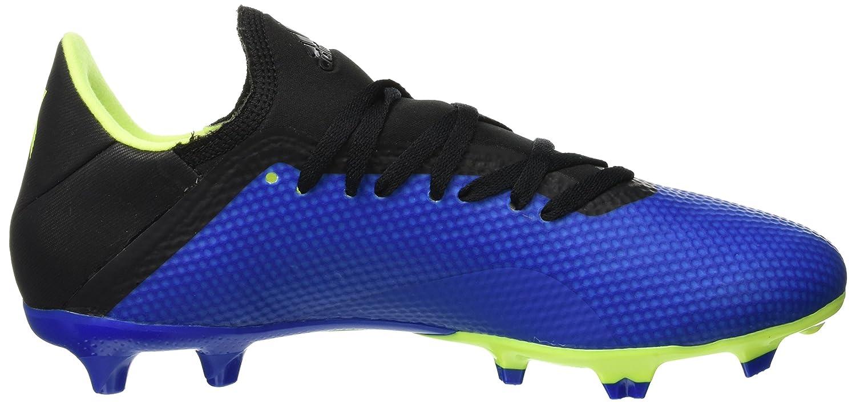 Adidas Herren X 18.3 Fg Fußballschuhe Fußballschuhe Fußballschuhe Blau Marine Gelb Fluo schwarz Eu  0296cb