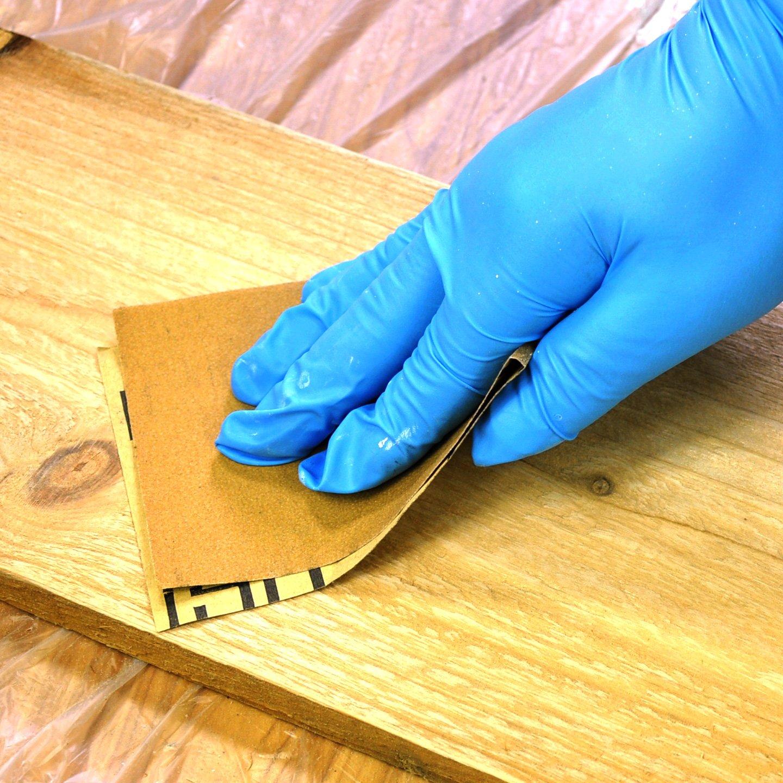 60 ST/ÜCKE Assorted Premium Nass Nass Wasserdicht Sandpapier Grit Schleifpapier f/ür Holz M/öbelveredelung 9 x 3,6 Metallschleifen und Polieren