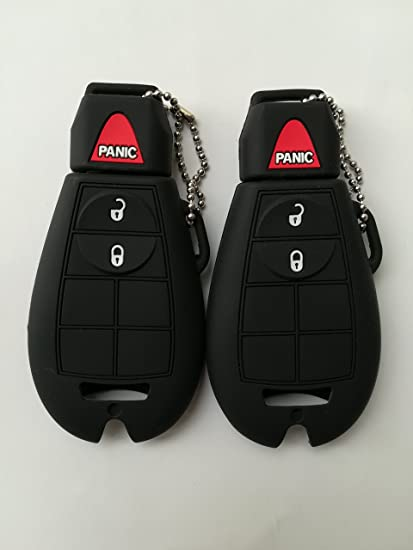 ECCPP Keyless Entry Remote Key Fob Replacement fit for Chrysler 300 Town /& Country//Dodge Challenger Durango Journey Magnum//Jeep Commander Grand Cherokee M3N5WY783X IYZ-C01C Pack of 1