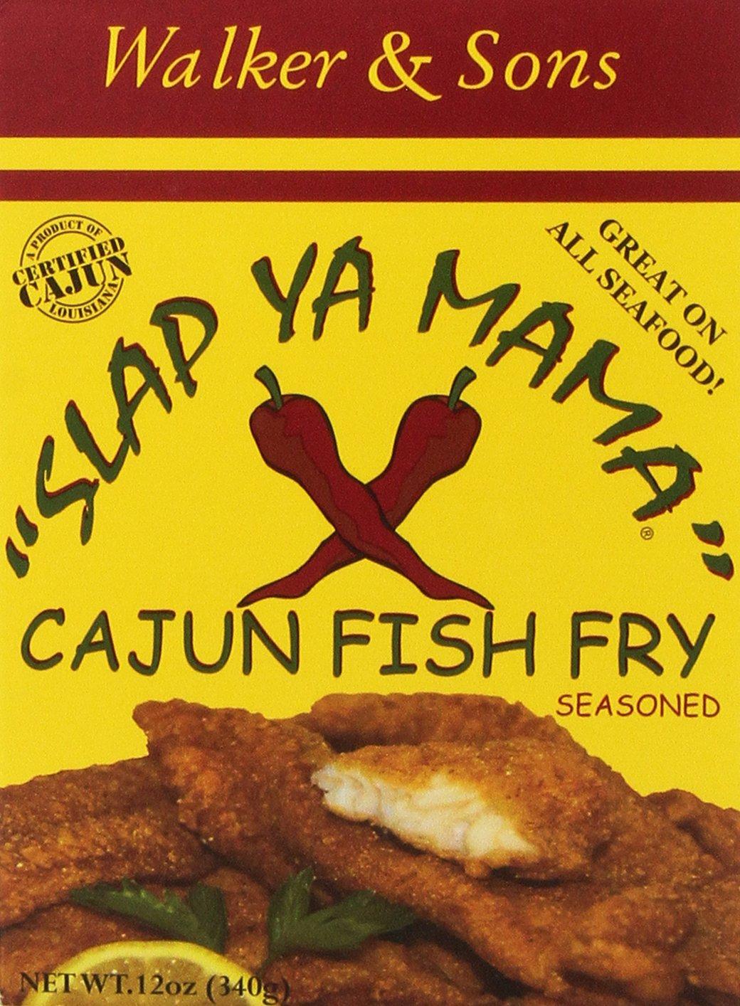 ''Slap Ya Mama'' Cajun Fish Fry 12 Oz. (Pack of 2)