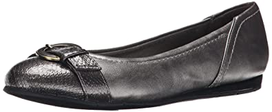 76fc312447c8 LifeStride Women s Nero Ballet Flat  Amazon.co.uk  Shoes   Bags