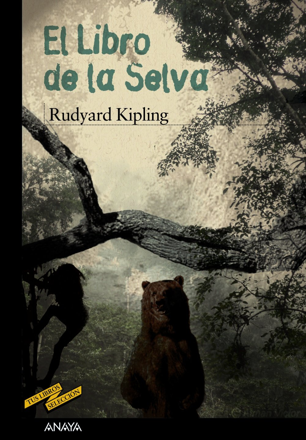 Amazon.com: El libro de la selva / The Jungle Book (Tus ...