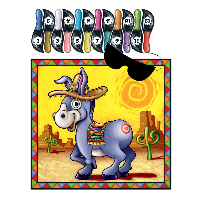 Generique - Jeu de fête Queue de l'âne