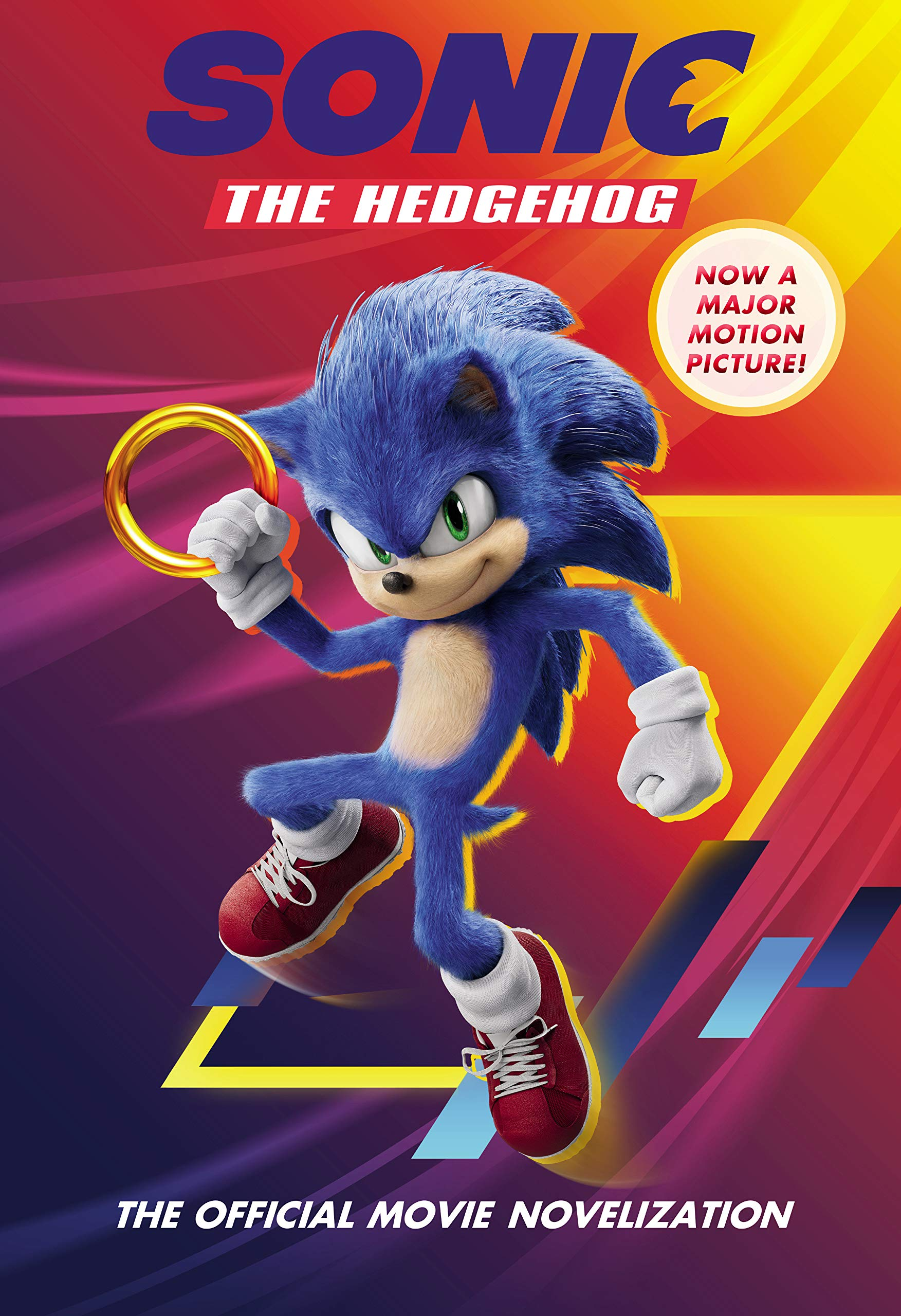 Sonic The Hedgehog The Official Movie Novelization Phegley Kiel 9780593093016 Amazon Com Books