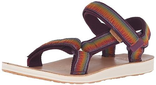 Femmes W Sandale Originale Ombre Teva AfzXPQK