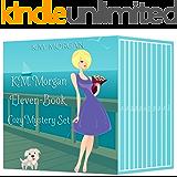 K.M. Morgan Eleven-Book Cozy Mystery Set