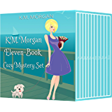 K.M. Morgan Eleven-Book Cozy Mystery Set