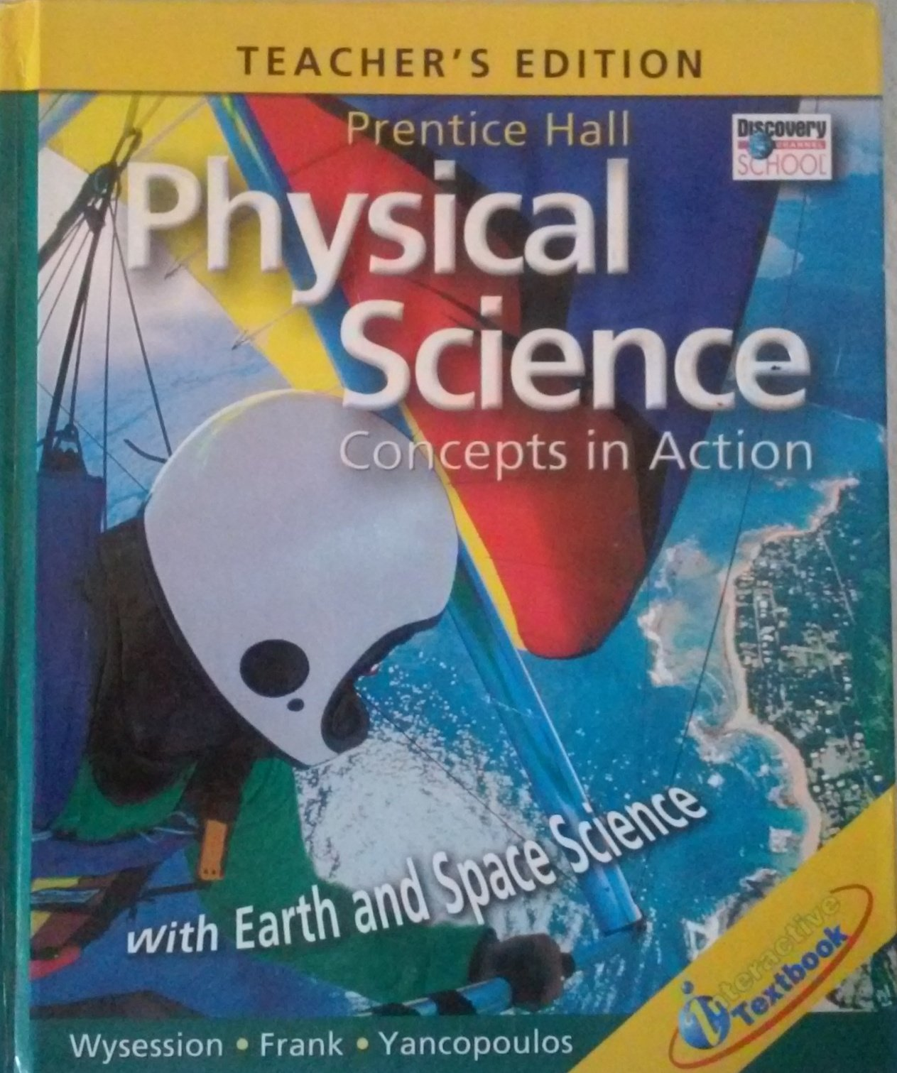 Download Physical Science Teacher's Edition with Earth and Space Science pdf epub