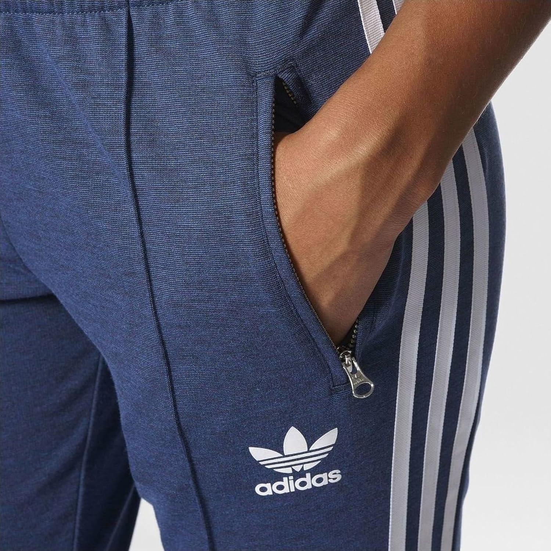Adidas Pantalones De Chándal Para Mujer Súper Estrella Azul CylRCl5