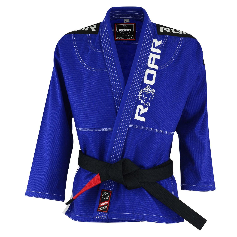 Amazon.com: Roar BJJ Jiu Jitsu Gi sábana bajera ajustable ...