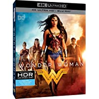 Wonder Woman (2 Blu-Ray 4K) [Italia] [Blu-ray]