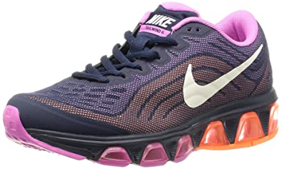 reputable site 318f6 dc072 Nike Womens air max Tailwind 6 Running Trainers 621226 Sneakers Shoes (US  8, Obsidian