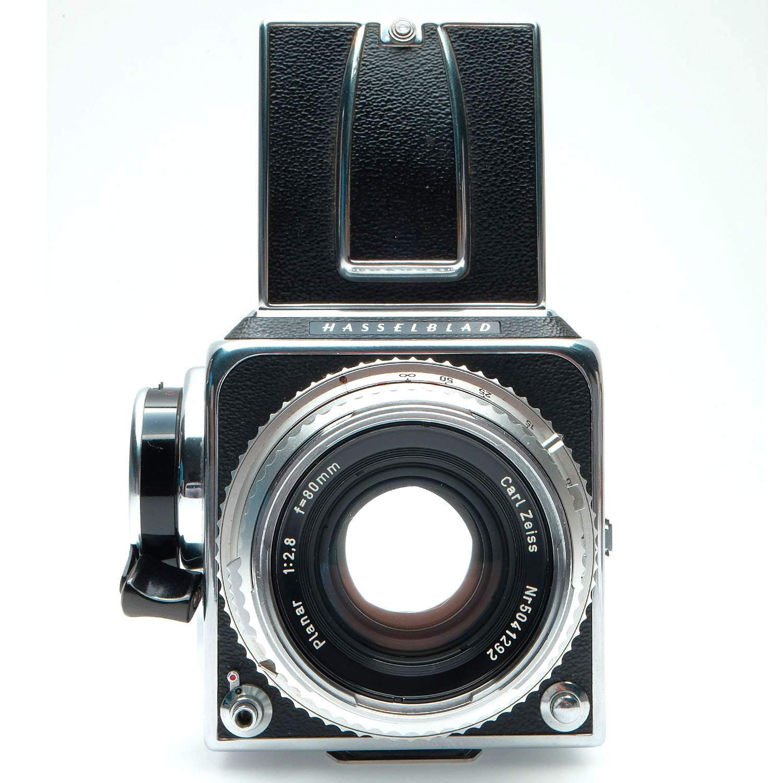 Amazon com : Hasselblad ( 500C/M + 80mm Zeiss Planar CF Lens