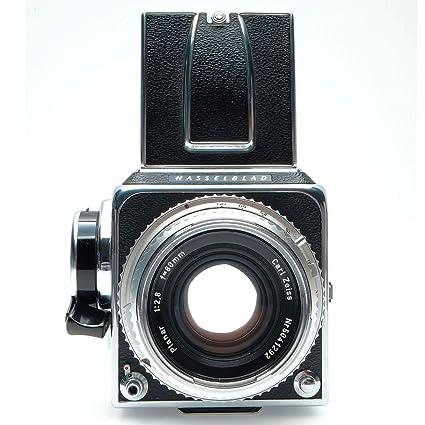 Hasselblad ( 500C/M + 80mm Zeiss Planar CF Lens + A12 Film Magazine) Camera