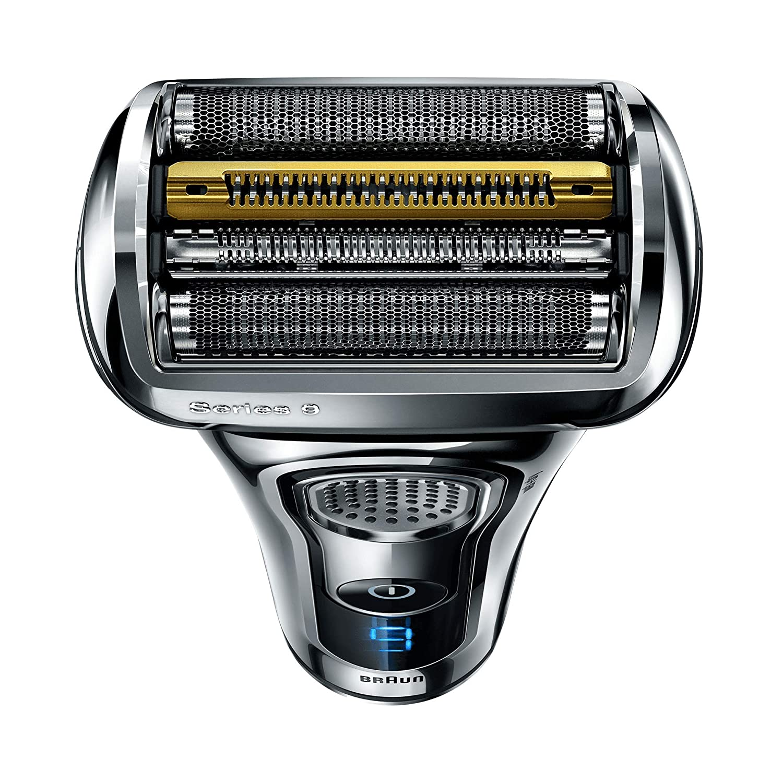 Braun Series 9 9296 cc Wet&Dry - Afeitadora eléctrica Hombre, para barba, con Estación de Limpieza Clean&Charge