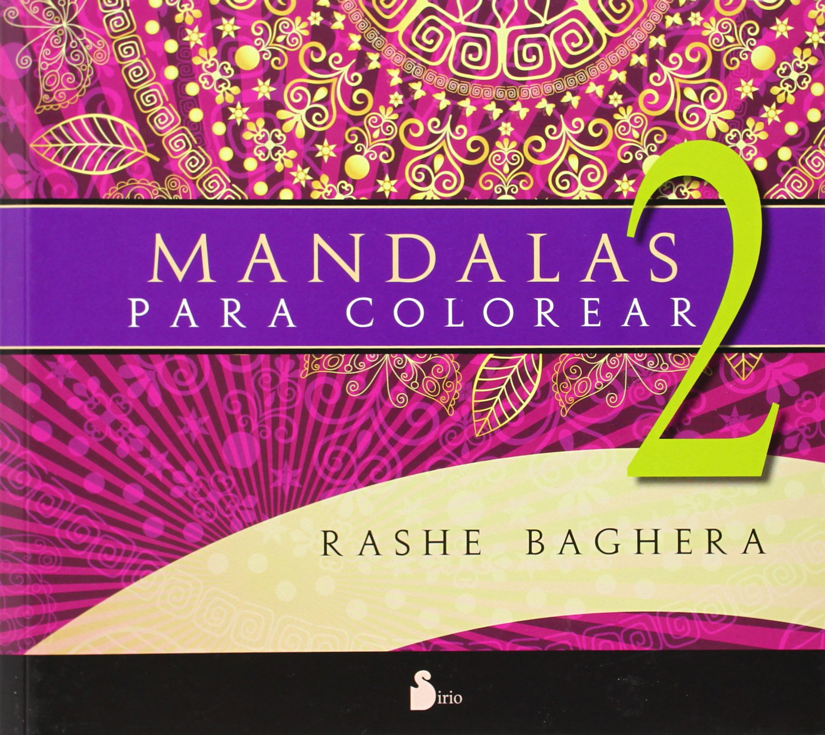 Download Mandalas para colorear 2 (Spanish Edition) pdf epub