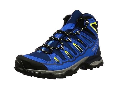 04108a40746 SALOMON Men's X Ultra Mid 2 GTX Low Rise Hiking Boots