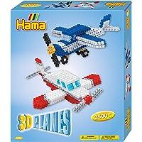 (Planes) - Hama Beads 3D Planes