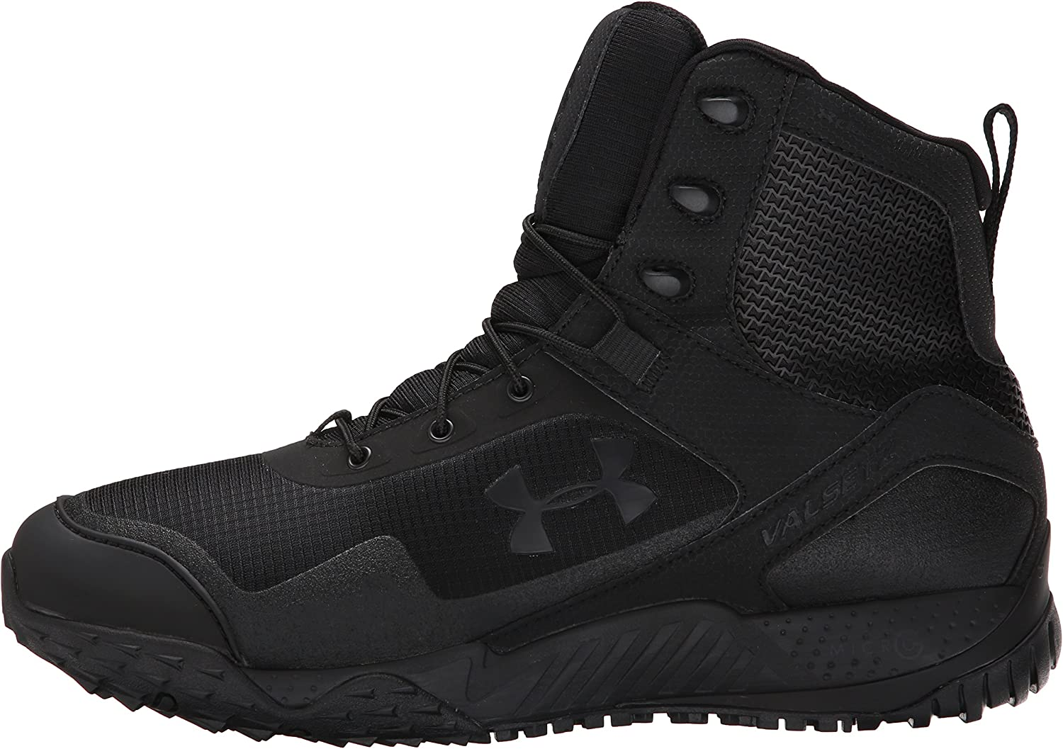 Under Armour Mens Valsetz RTS Side Zip Military and Tactical Boot