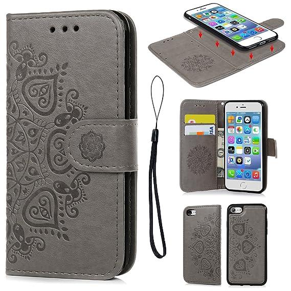 pu leather iphone 7 case