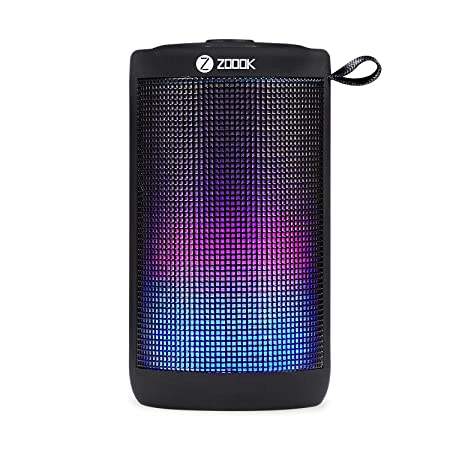 Renewed  Zoook ZB Jazz Wireless Bluetooth Speaker for Mobiles/Tablets