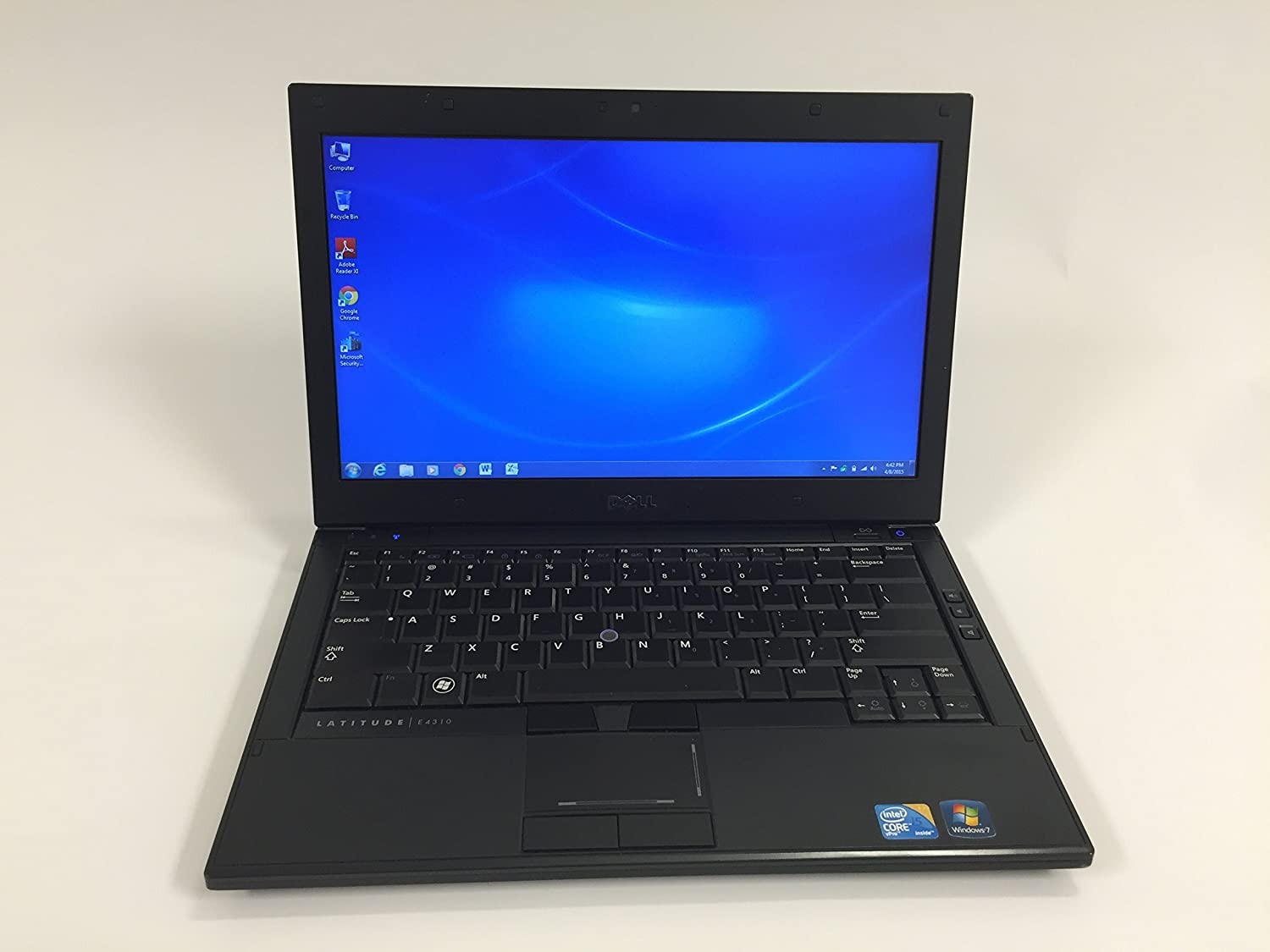 "Dell Latitude E4310 Core i5-540M Dual-Core 2.53GHz 4GB 250GB DVD±RW 13.3"" WLED Windows 7 Professional w/6-Cell & Bluetooth"