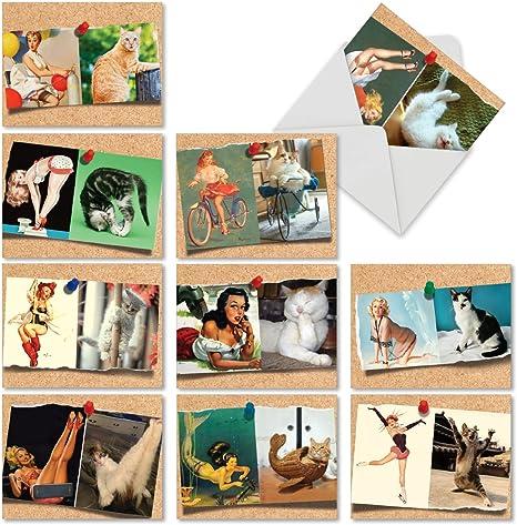 Amazon.com: MPOCB-TOON1 - Tarjeta de notas para todas las ...