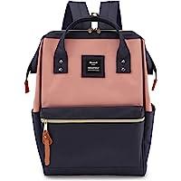 Himawari Laptop Backpack Travel Backpack With USB Charging Port Large Diaper Bag Doctor Bag School Backpack for Women&Men (XK-05#-USB L)