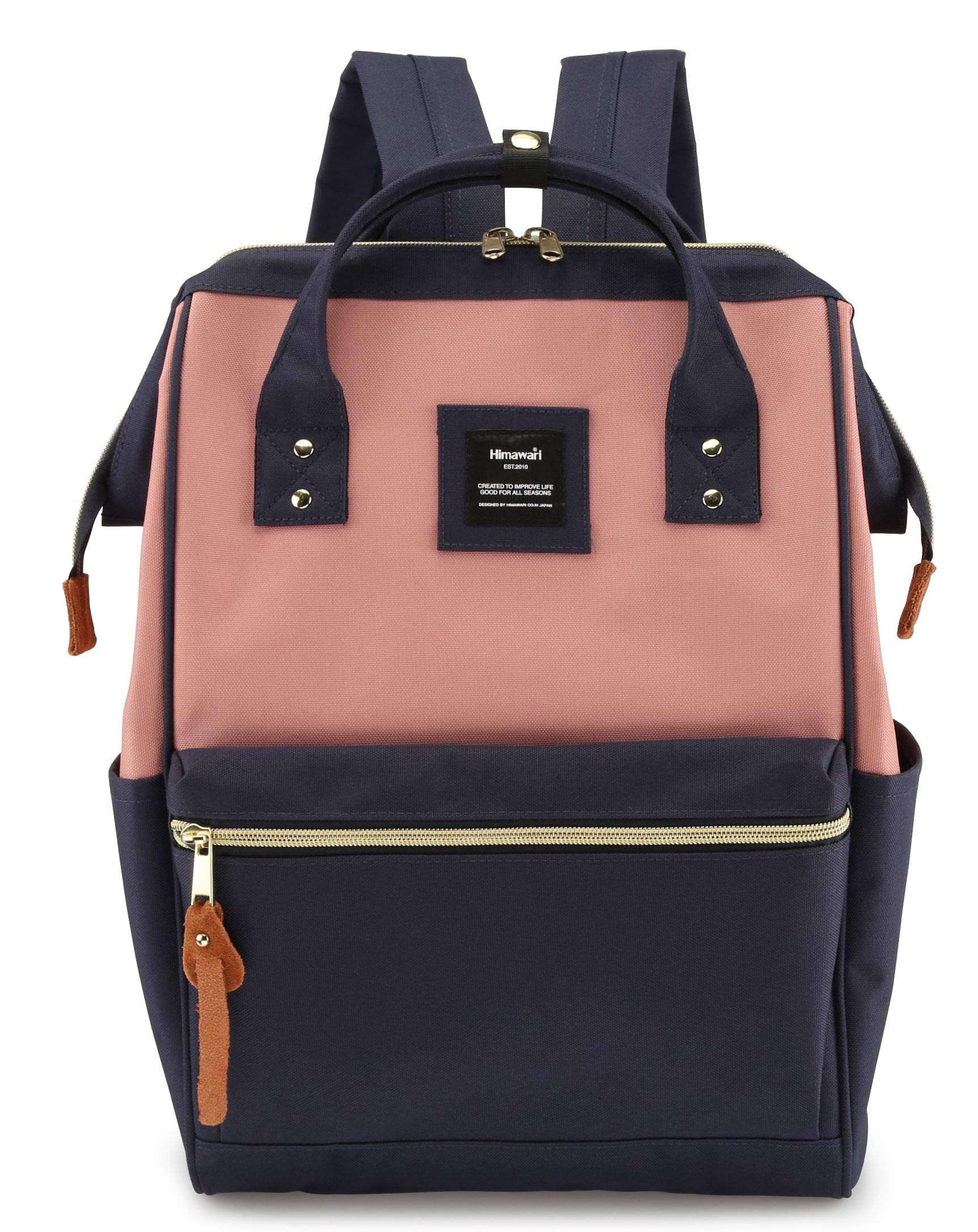 Himawari Laptop Backpack Travel Backpack With USB Charging Port Large Diaper Bag Doctor Bag School Backpack for Women&Men (XK-05#-USB L) by himawari (Image #1)
