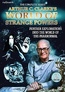 Arthur C. Clarke's World of Strange Powers: The Complete Series ...