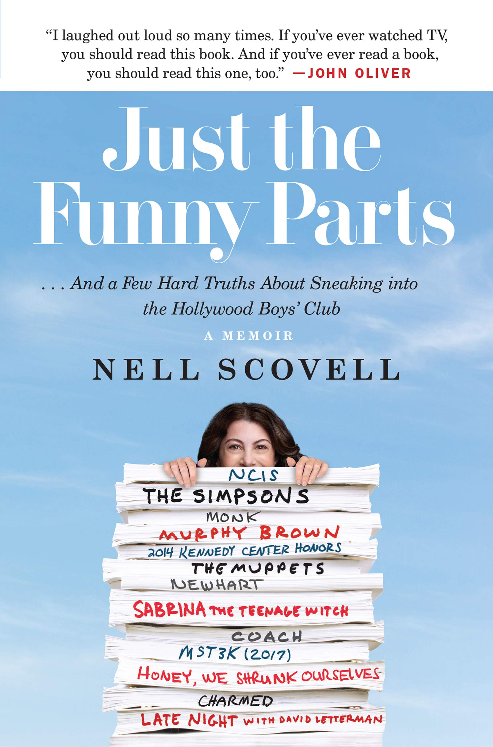 Download Just the Funny Parts: … And a Few Hard Truths About Sneaking into the Hollywood Boys' Club PDF