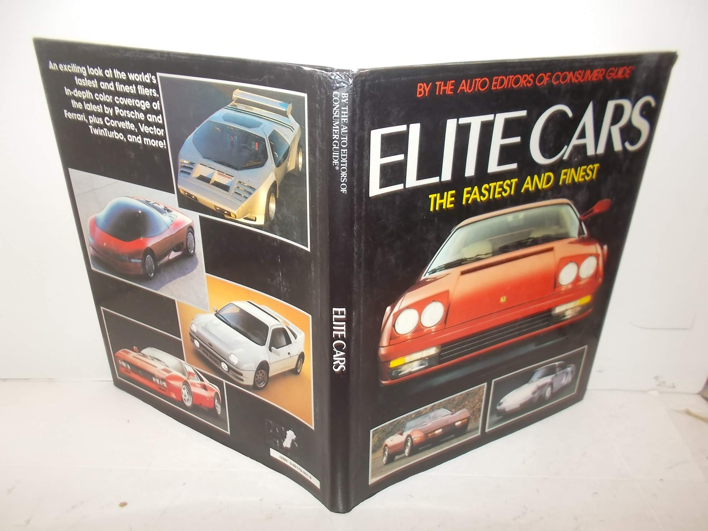 elite cars not listed color photographs 9780881764017 amazon com books amazon com