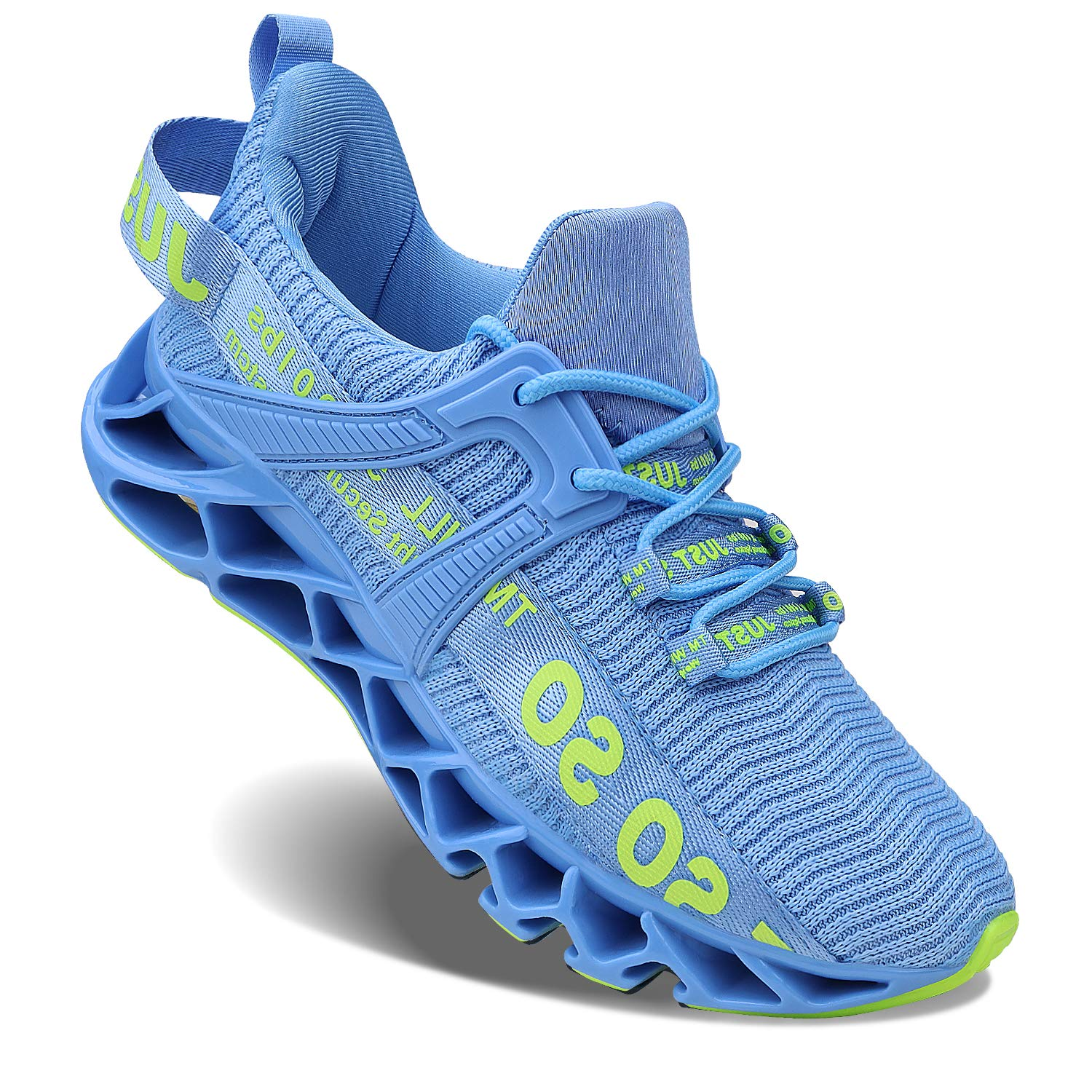 JointlyCreating Womens Non Slip Running Shoes Lightweight Breathable Mesh Sneakers Athletic Gym Sports Walking Shoes