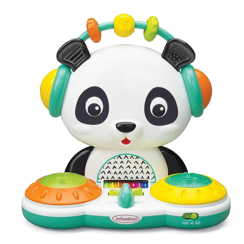 Amazon.com: Infantino Spin & Slide, DJ Panda: Baby