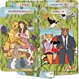KEYANDO -- The Game of Happiness, Hanafuda, Kemps und Keypairs - Spielkarten und Coaching-Karten
