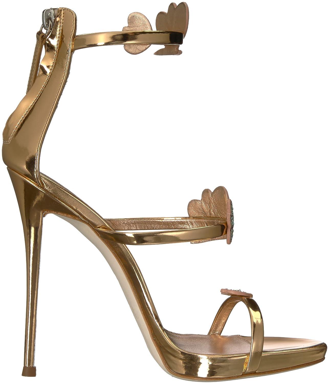 3e83e06b137 Amazon.com  Giuseppe Zanotti Women s E800127 Heeled Sandal  Shoes