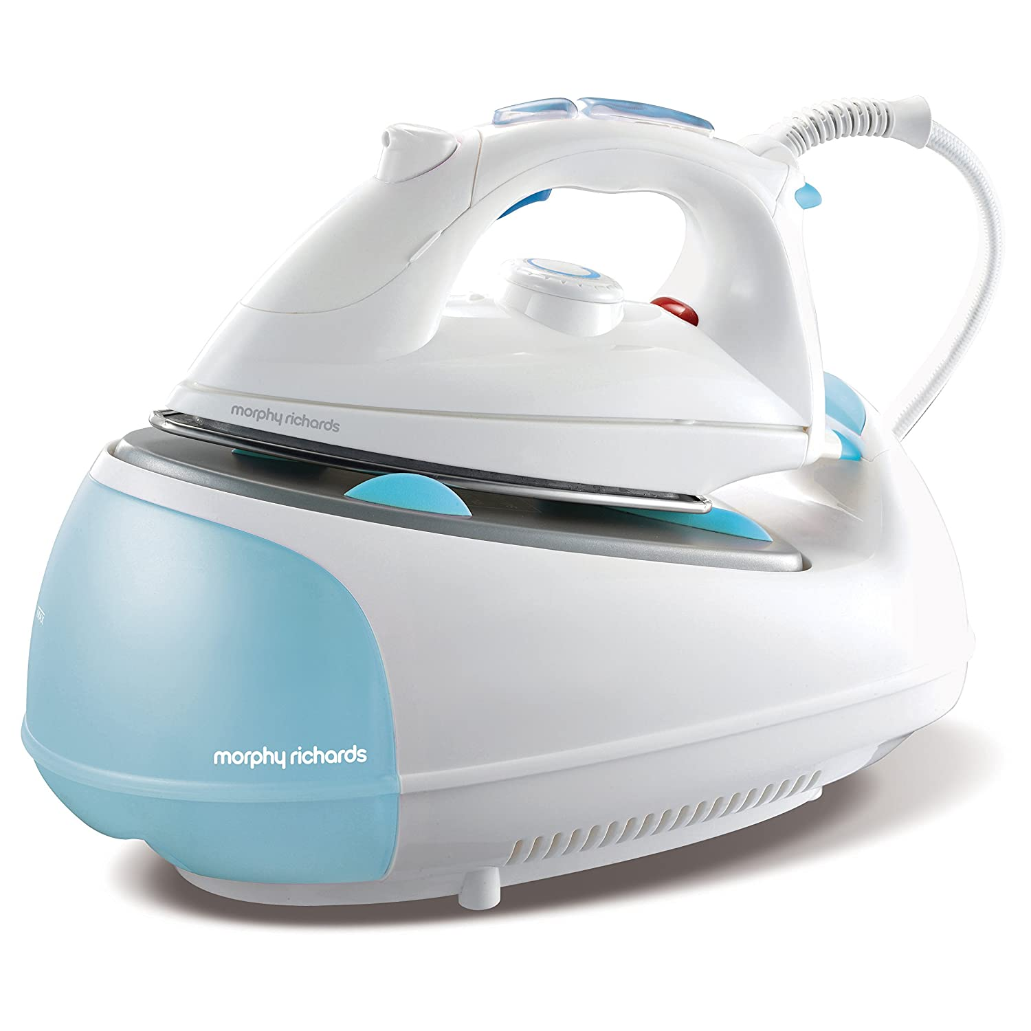 Morphy Richards 333021 Steam Generator Iron Jet Steam 333021 Steam Generators Blue White