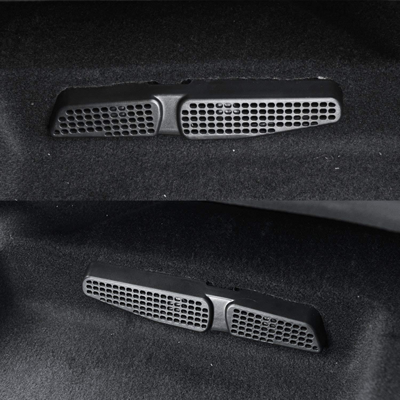 2 unidades Cubierta para asiento trasero de coche para Passat B8 LFOTPP