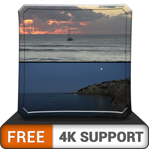 barco solitario HD gratis: decora tu habitación con hermosos paisajes en tu televisor HDR 4K, TV 8K y dispositivos de fuego como fondo de pantalla, decoración para las vacaciones de Navidad, tema