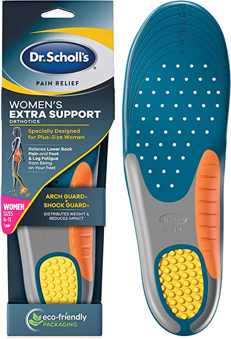 Pain Relief Orthotics Shoe Inserts