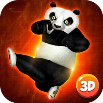 Amazon.com: Ninja Panda Fighting 3D: Appstore for Android