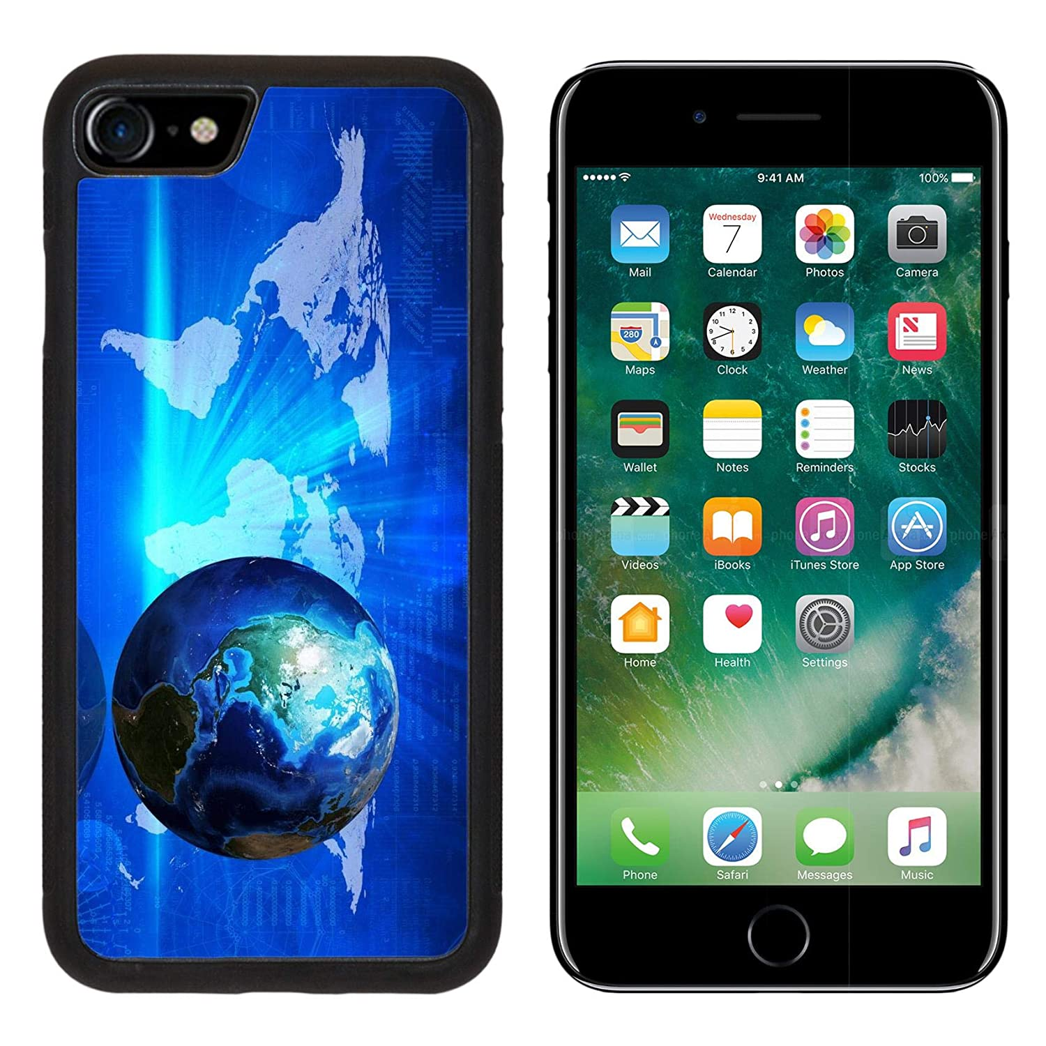 iphone 8 case earth