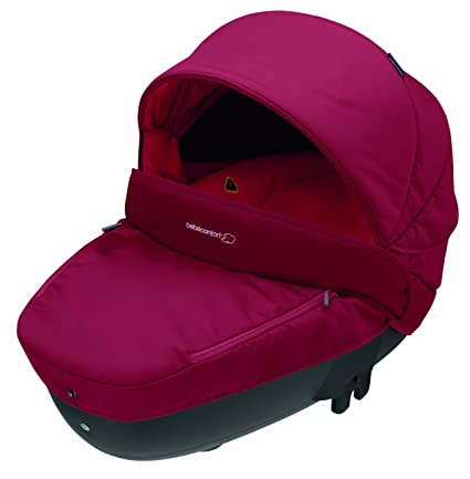 Bébé Confort Windoo Plus - Cuco de seguridad, grupo 0, color rojo